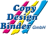 Copy Design Binder - Logo